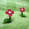 Kwiatek czteropłatkowy
