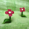 Four-petal Flower