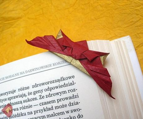 Cat bookmark gregorigami grzegorz bubniaks origami corner cat bookmark mightylinksfo