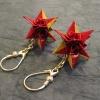 Spiral Star Earrings