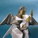 Anioł Grający Na Lutni (Fumiaki Kawahata)