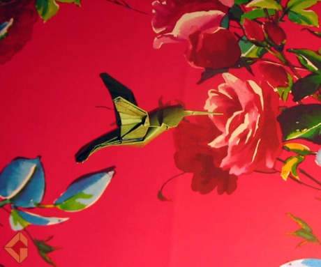 Hummingbird (Robert Lang)