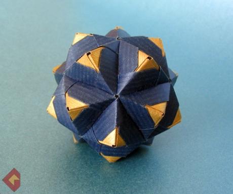 38 Best Creative: Sonobe images | Modular origami, Origami ... | 383x460